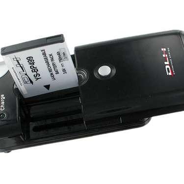 Chargeur dlh universel de piles et batteries prise secteur - Chargeur de piles universel ...
