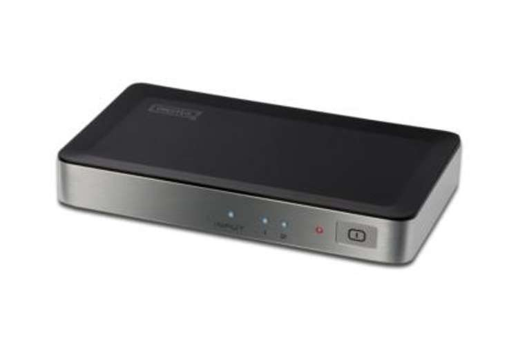 SWITCH DIGITUS HDMI 1 ENTREE 2 SORTIES 0