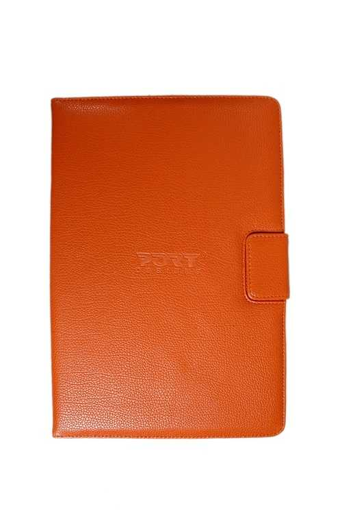 ETUI TABLETTE DETROIT IV TABLETTE 10.1'''' ORANGE 201254-1