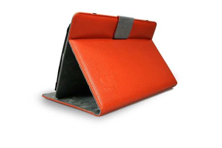 ETUI TABLETTE DETROIT IV TABLETTE 10.1'''' ORANGE 201254