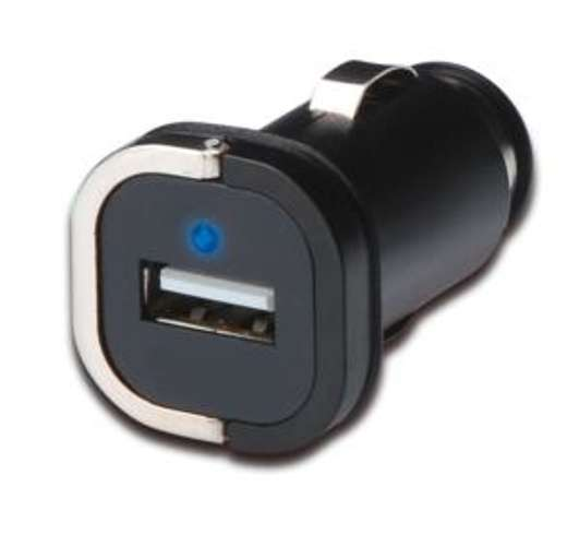 CHARGEUR DE VOITURE AVEC 1 PORTS USB POUR IPHONE ET MP3 0