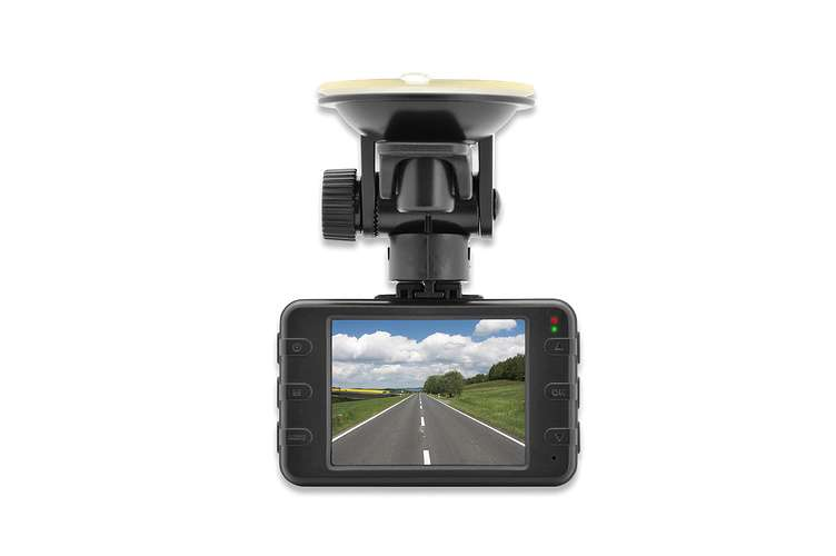 CAMERA EMBARQUEE DASH HD 720P 3MP LED + LCD + SUPPORT 87231-6