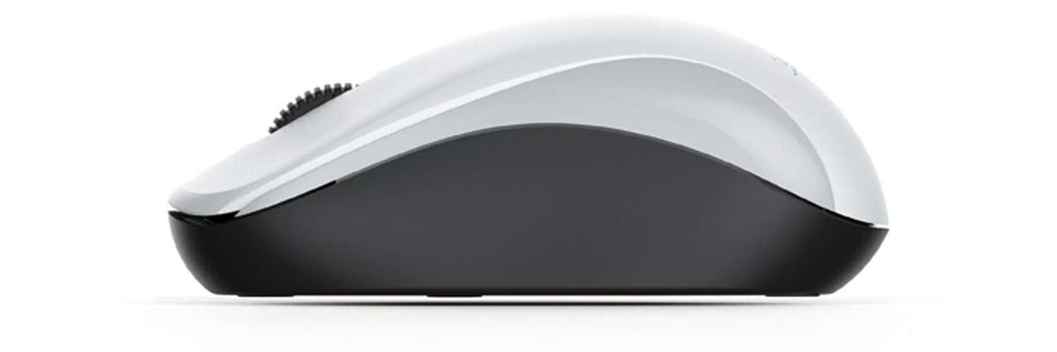 SOURIS NX-7000 BLANC SANS FIL OPTIQUE USB PC 31030109108-3