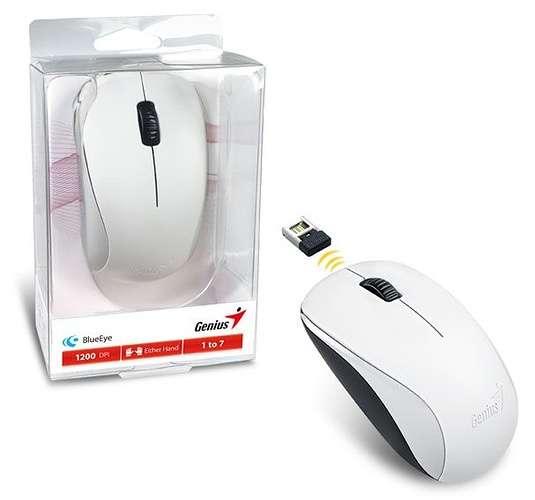 SOURIS NX-7000 BLANC SANS FIL OPTIQUE USB PC 31030109108