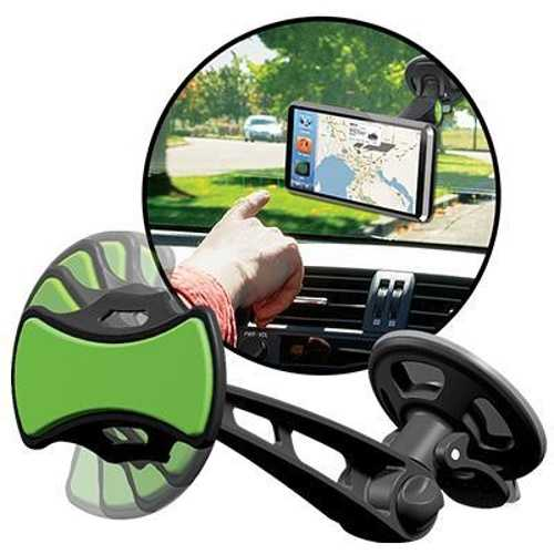 SUPPORT SMARTPHONE VOITURE VENTOUSE 07000