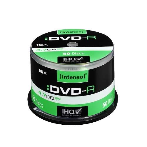 DVD-R 4.7 GO (16X) SPINDLE (X50) 0