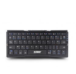 CLAVIER BLUETOOTH 3.0 PLIABLE AVEC STAND INTEGRE