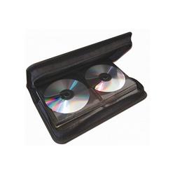 HOUSSE 48 CD - NOIR