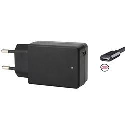 ALIMENTATION POUR PORTABLE USB TYPE C 65W PRISE SECTEUR