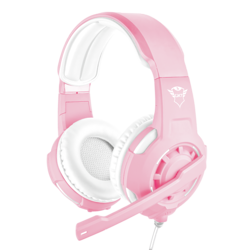 CASQUE + MICRO GXT-310 RADIUS PC/PS/4 / XBONE ONE ET SWITCH JACK GAMER ROSE