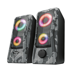 HP GXT 606 JAVV RGB 2.0 PUISSANCE 6 WATTS RMS CAMOUFLAGE
