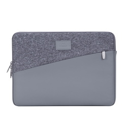 HOUSSE EGMONT 13.3'''' IDEALE MACBOOK GRIS BIMATIERE