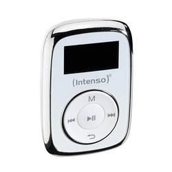 LECTEUR MP3 MUSIC MOVER + MICROSD 8GO BLANC