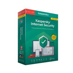LOGICIEL KASPERSKY INTERNET SECURITY 2020 1 POSTE 1 AN
