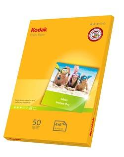 PAPIER PHOTO A6 BRILLANT 180G 50 FEUILLES