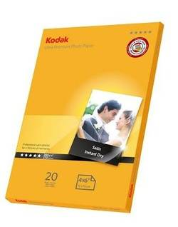 PAPIER PHOTO ULTRA PREMIUM A6 BRILLANT 280G 20 FEUILLES