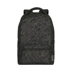 SAC A DOS COLLEAGUE 16'''' NOIR IMPRIME