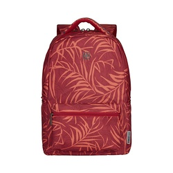 SAC A DOS COLLEAGUE 16'''' ROUGE IMPRIME