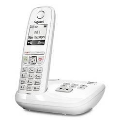 TELEPHONE AS470A SOLO AVEC REPONDEUR SANS FIL BLANC