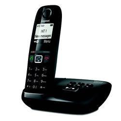 TELEPHONE AS470A SOLO AVEC REPONDEUR SANS FIL NOIR