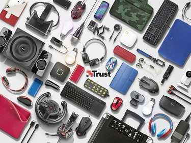 Trust: Du gaming, de la mobilité et du périphérique informatique