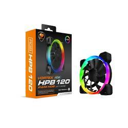 VENTILATEUR GAMING HPB120 VORTEX LED RGB