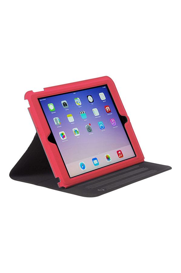 etui tablette tabzone ultra slim ipad air 2 rouge noriak. Black Bedroom Furniture Sets. Home Design Ideas
