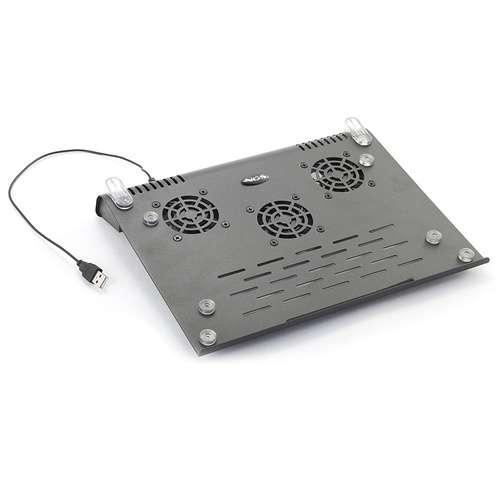 SUPPORT POUR PORTABLE SLIMSTAND METAL VENTILATION PORT USB 0