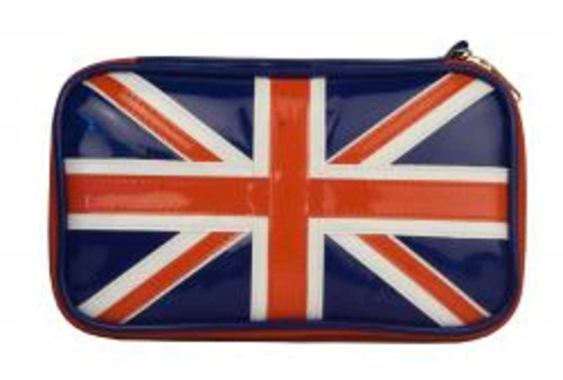 HOUSSE HDD 2.5'''' VINYLE DRAPEAU UK 0
