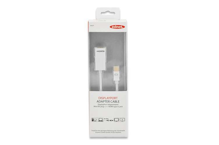 CORDON ADAPTATEUR MINI DISPLAYPORT M VERS HDMI A/F 84507-2