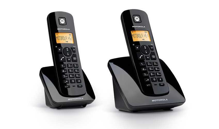 TELEPHONE C402 CLASSIQUE DUOSET BLACK + MAIN LIBRE 0