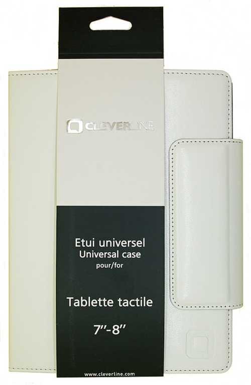 ETUI TABLETTE UNIVERSEL 7/8'''' SIMILI CUIR BLANC 16256449778a1d205d7ffz