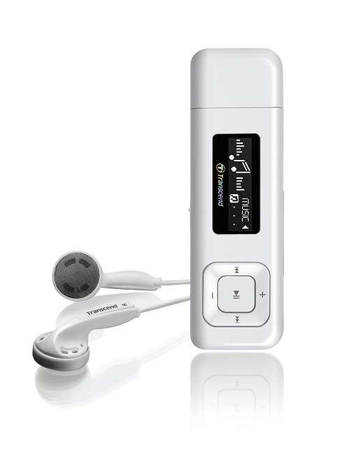 LECTEUR MP3 MP330 8GO - USB 2.0 BLANC 0