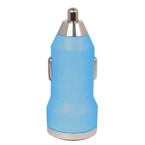 CHARGEUR ALLUME CIGARE USB 1A BLEU 0