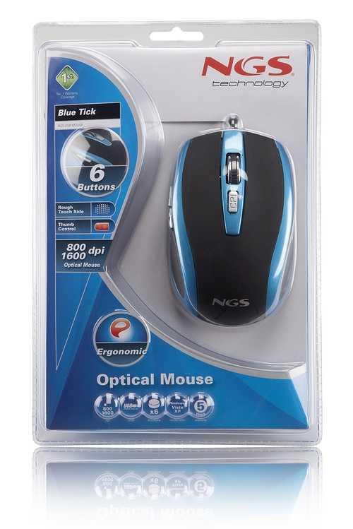 SOURIS BLUETICK FILAIRE OPTIQUE USB PC BLEU bluetick-2