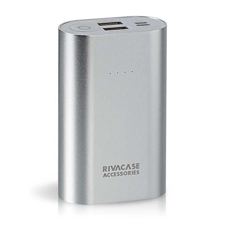 CHARGEUR VA1010 10 000 MAH 3.1A MICRO USB+LIGHTNING 0
