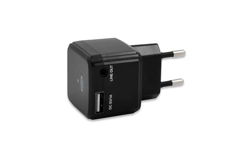 ADAPTATEUR AUDIO BLUETOOTH - CHARGE USB-SORTIE AUDIO 50002-2