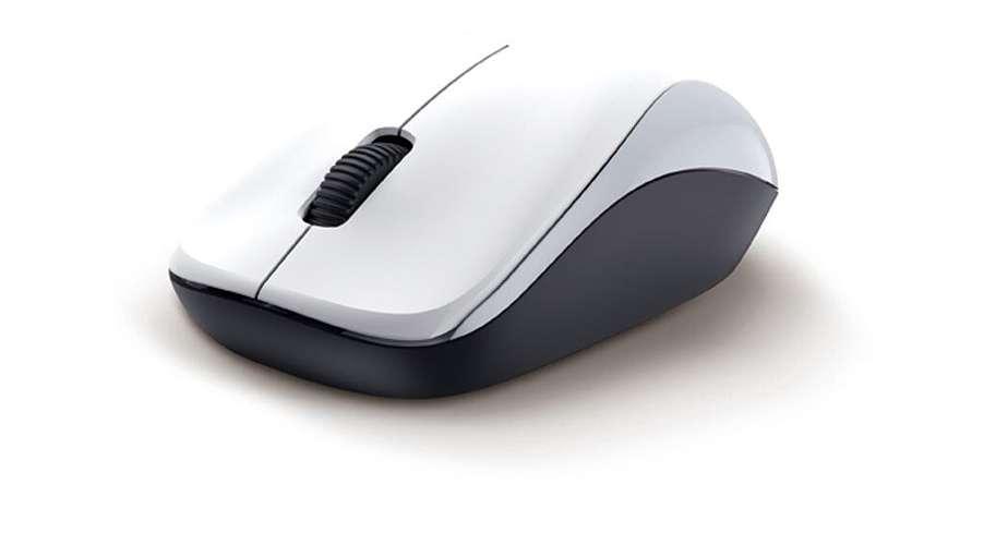 SOURIS NX-7000 BLANC SANS FIL OPTIQUE USB PC 31030109108-4