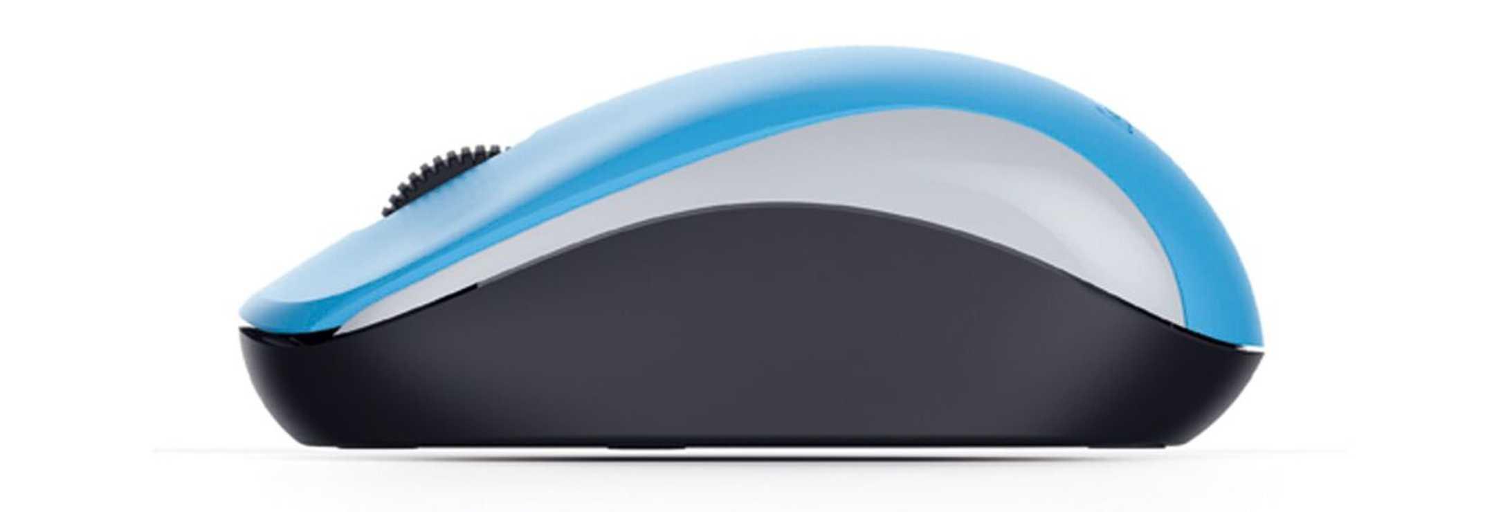 SOURIS NX-7000 BLEU SANS FIL OPTIQUE USB PC 31030109109-3