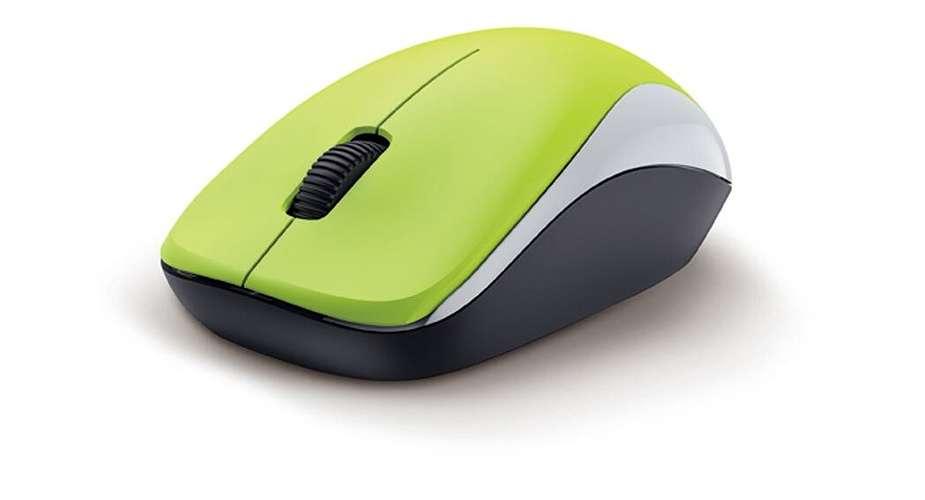 SOURIS NX-7000 VERT SANS FIL OPTIQUE USB PC 31030109111-4