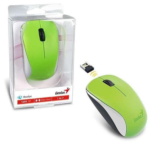 SOURIS NX-7000 VERT SANS FIL OPTIQUE USB PC 31030109111
