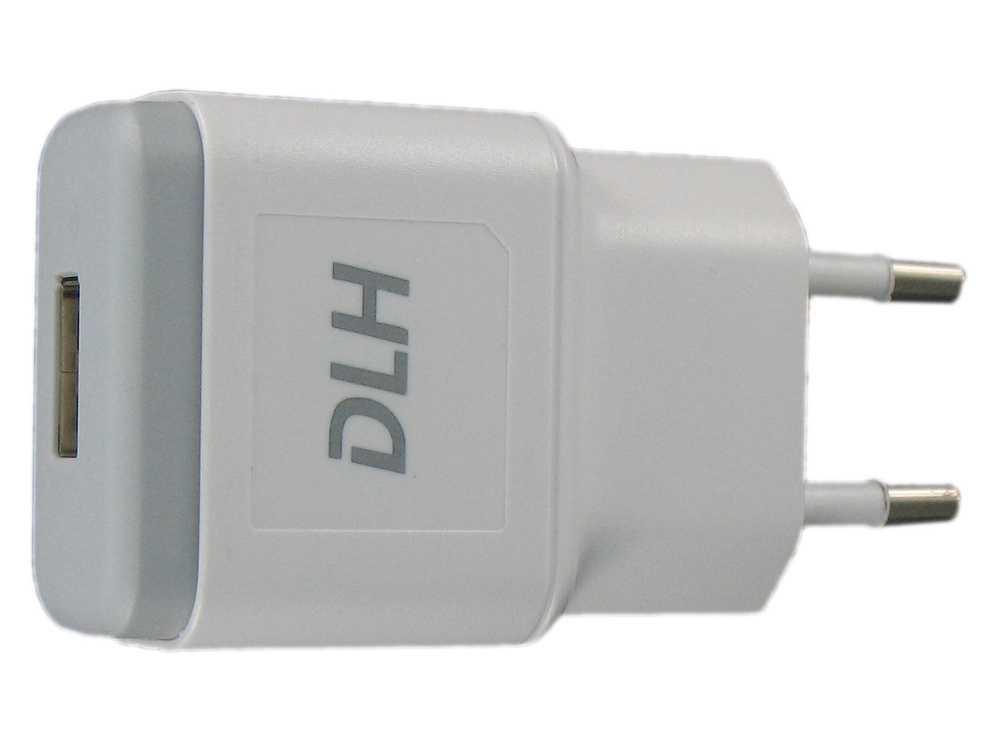 CHARGEUR SECTEUR UNIVERSEL 1 X USB 1A - 5 WATTS BLANC 0
