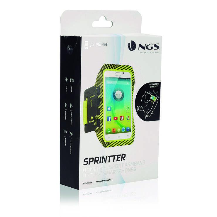 BRASSARD SPRINTTER SMARTPHONE 5'''' SURFACE REFLECHISSANTE sprintter-4