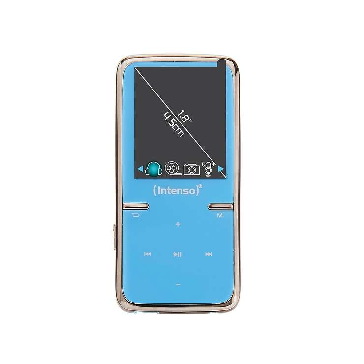 LECTEUR MP3 SERIE VIDEO SCOOTER - BLEU 0