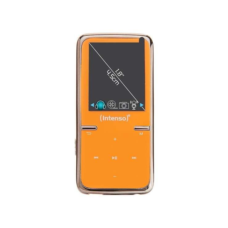 LECTEUR MP3 SERIE VIDEO SCOOTER - ORANGE 0