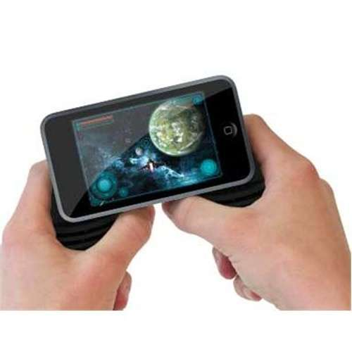 SUPPORT SMARTPHONE FORMAT MANETTE DE JEU - SYSTÈME ADHESIF 07020-2