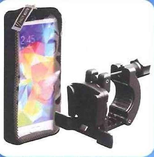 CLIP SMARTPHONE POUR VELO/POUSSETTE ECRAN MAX 5.7'''' 0