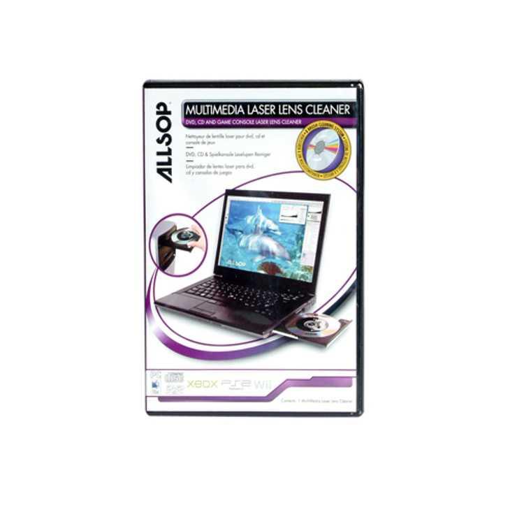 CD DE NETTOYAGE POUR CD/DVD 0