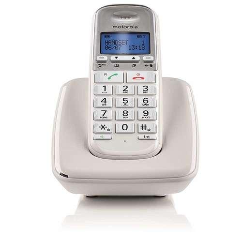 TELEPHONE SANS FIL S3001 BLANC compatible avec appareils auditifs 0