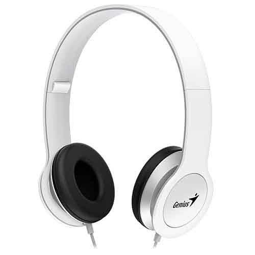 casque audio hs m430 avec micro blanc noriak. Black Bedroom Furniture Sets. Home Design Ideas